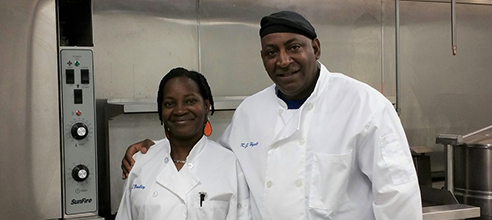 Free Culinary Training Program Rosa and Kim Share Their Pathlight Kitchen Experience