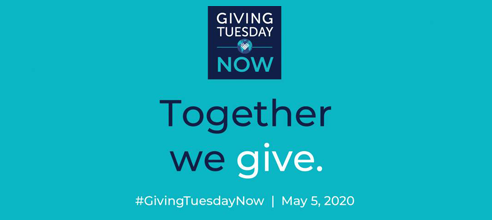 Giving Tuesday Now Blog Banner